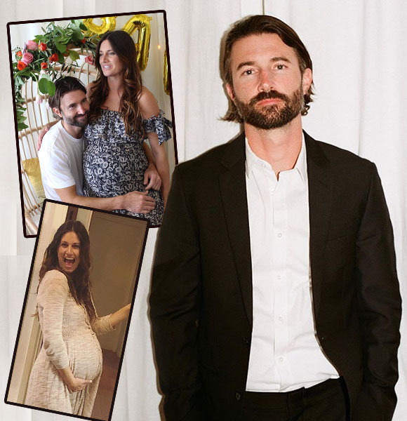 Brandon Jenner Is Officially Married & Welcomed Twin With Wife Cayley