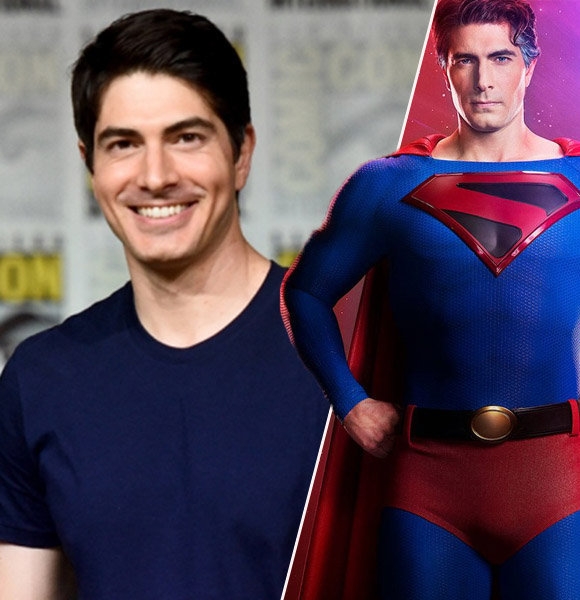 Who Is Brandon Routh Wife And How Much Is His Net Worth?