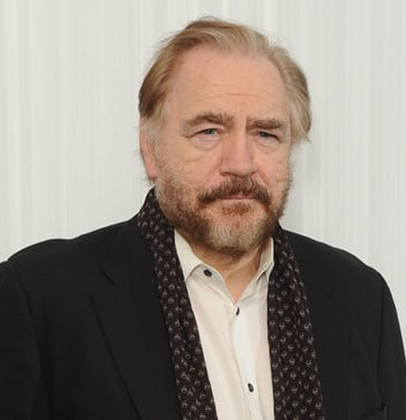 Brian Cox Shares All, From Struggle With 1st Wife To Perfect Family From 2nd Marriage