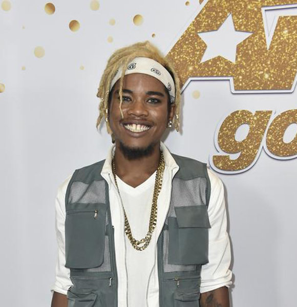 'AGT' Violinist Brian King Joseph Age 26 Wiki: Best Songs To Net Worth   Details