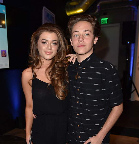 Brielle Barbusca Is Not Married! But Seems On The Way With Loving Boyfriend