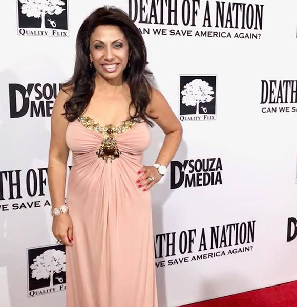 Unravelling Brigitte Gabriel Past, And Present: Life, Career, and Marriage