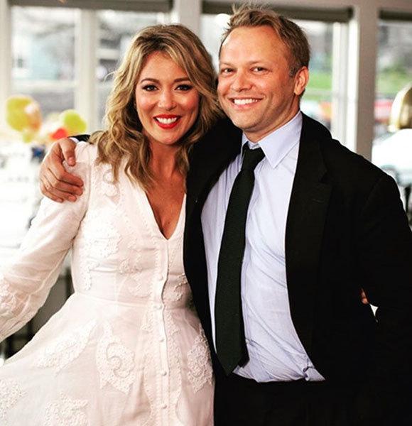 CNN's Brooke Baldwin & Producer Husband; Married In Paradise, Wedding Details