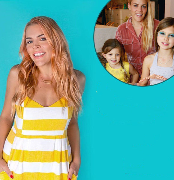 'Busy Tonight' Busy Philipps Candid On Kids That Husband Didn't Wish For