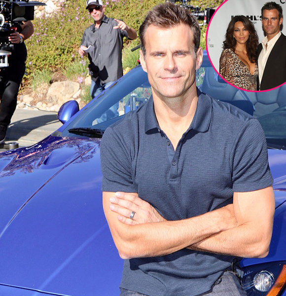 Cameron Mathison Family With Wife Covered In Sweat That S How It Started Vanessa arevalo is a model. cameron mathison family with wife