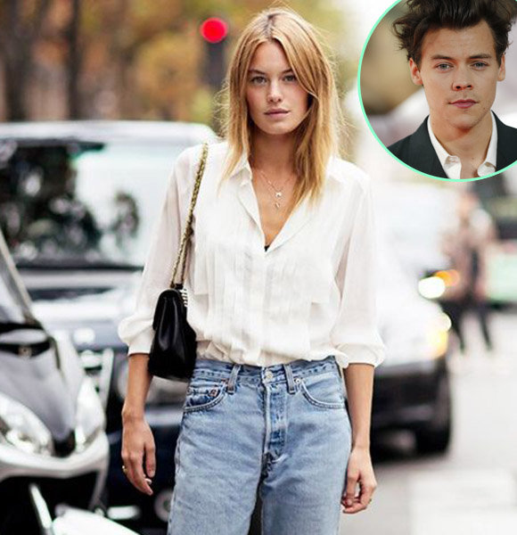 Camille Rowe Boyfriend Hints A Married Future, Victoria Model Already Family To 1D Star