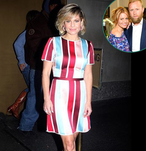 Candace Cameron-Bure & Husband On Love; Glance At Wedding Pics After 22