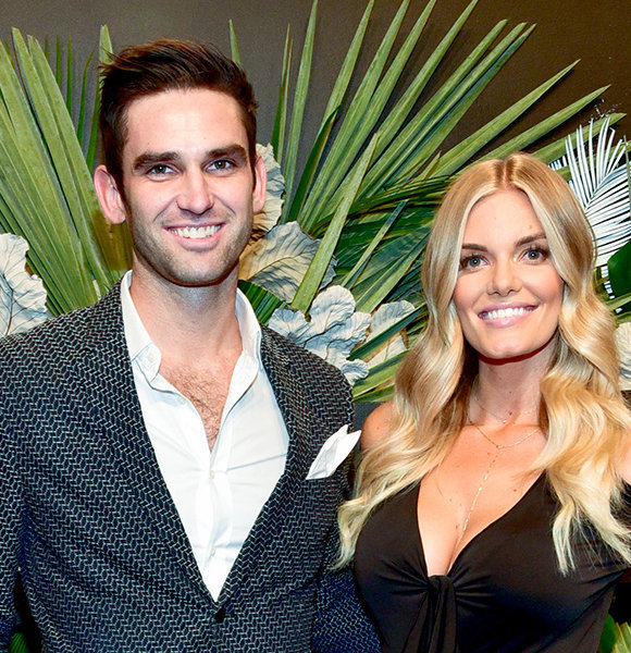 Carl Radke Dating At Age 32! Slaps Gay Accusation, In A Real Relationship