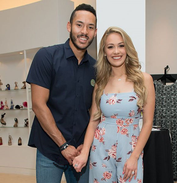 Carlos Correa Engaged To Girlfriend Is Dream Come True! Wife-To-Be Biggest Fan