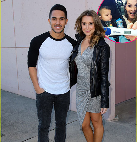 Carlos PenaVega & Wife Pregnant With Second Baby! Another Kid En Route