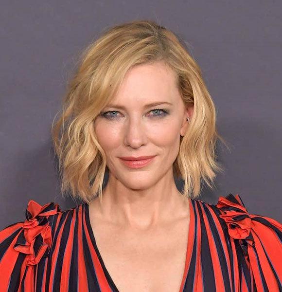 Cate Blanchett Married, Husband, Kids, Gay