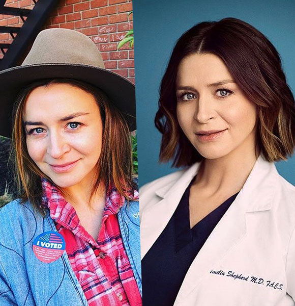 Caterina Scorsone & Husband Celebrates New Year With New Baby In Family