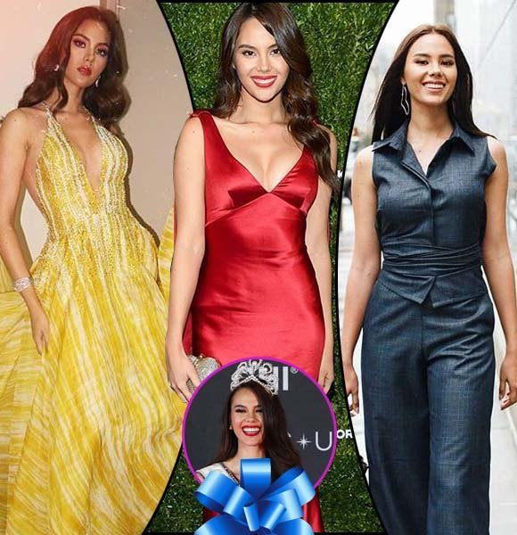 Who Is Catriona Gray's Boyfriend? Dating Life, Parents, Ethnicity