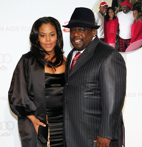 Cedric the Entertainer: Off Limelight, Family Man With ...Lorna Wells