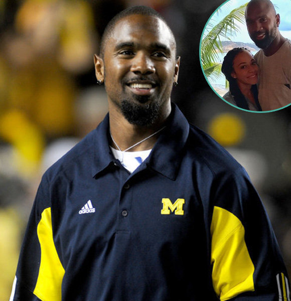 ESPN's Charles Woodson Keeping Wife & Family Closer; Shows True Love