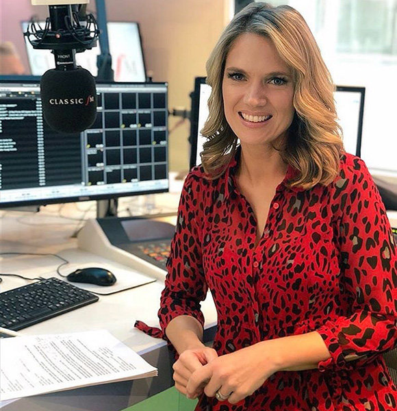 Charlotte Hawkins & Husband Keeping Wedding Vows Strong At Age 43, How?