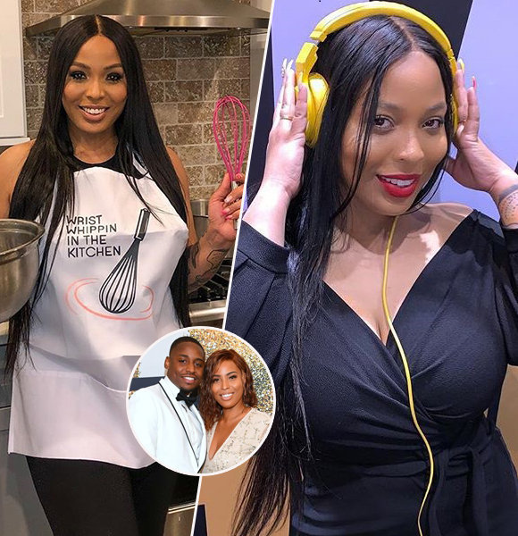 Charmaine Walker Is Married & Pregnant With Husband Nick Bey | Details