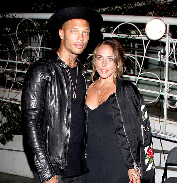 Chloe Green Reportedly Pregnant With Boyfriend Jeremy Meeks! Details
