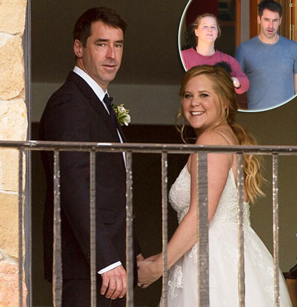 Everything About Chris Fischer! Chef Who Married Amy Schumer