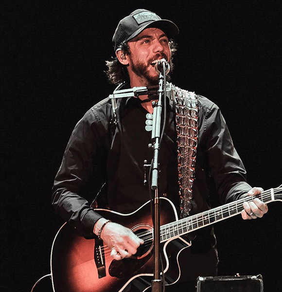 Chris Janson Wife In His Heart, Literally! Tour & Family - Causing Problem?