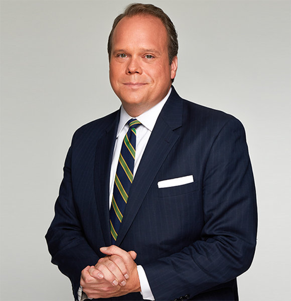Chris Stirewalt Personal Life Conundrum: Married Life To Share Or Just Reports?