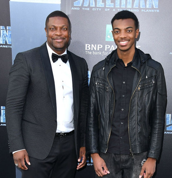 Chris Tucker's Personal Life: Absent Wife And Son To Admire