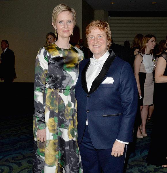 Christine Marinoni Age 50 Wiki: Post Pregnant Bliss To Family With Cynthia Nixon