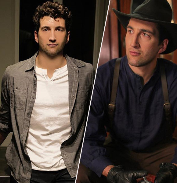 Clayton Snyder A.K.A Ethan Craft Is Engaged, See The Pictures