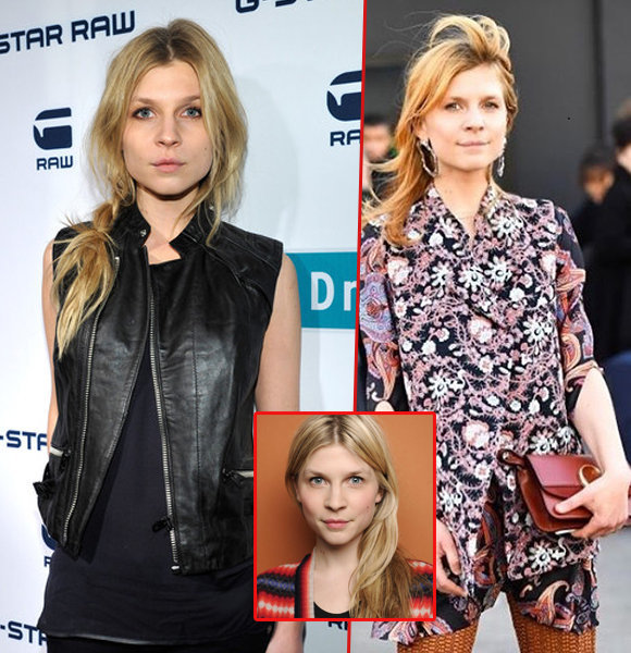 What's Clemence Poesy Married Status Now? Does She Have A Husband?