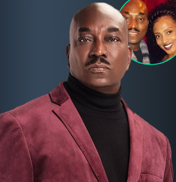 Clifton Powell house party