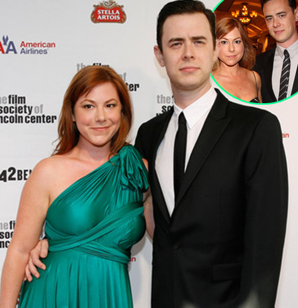 Wedding Family Photo List: Colin Hanks's Wife Isn't An Actress! A-List Family Name