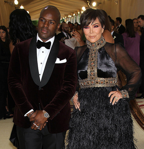Corey Gamble Age 38 & Kris Jenner Won't Be Getting Married, Here's Why