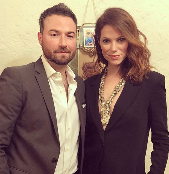 Courtney Henggeler Intimate Wedding With Husband; Son Adds To The Bliss