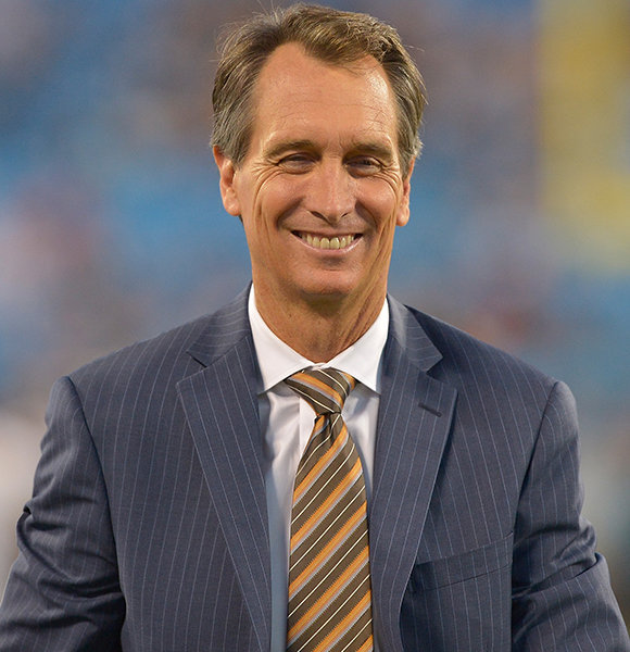 Cris Collinsworth uses Pro Football Focus data on NBC ... |Cris Collinsworth