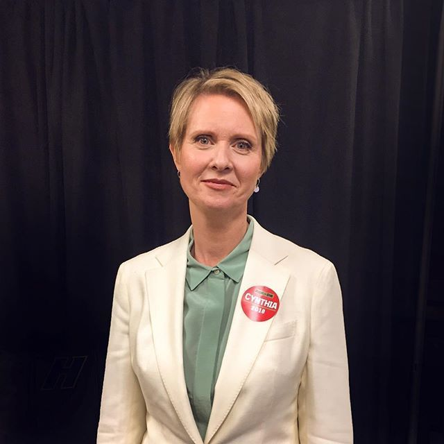 Cynthia Nixon Leaves Husband Embracing Gay Sexuality As Wife Came Along