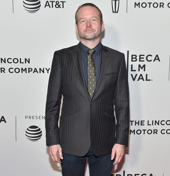 Dallas Roberts Wife & Parents   Age 48 'Insatiable' Actor Family Insight