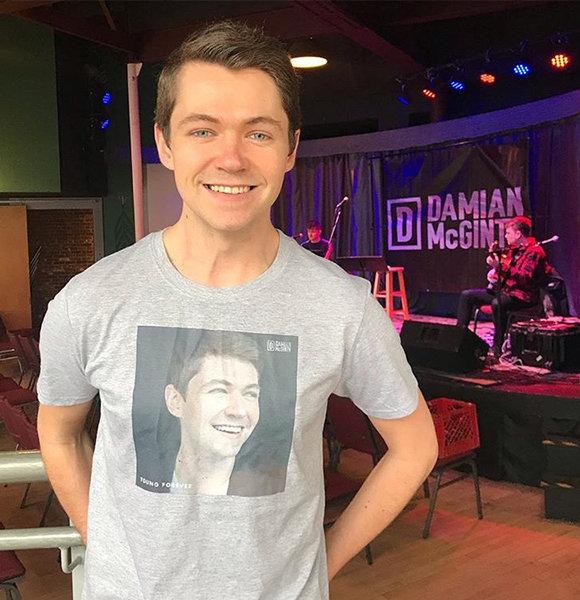 Damian McGinty Wife, Gay, Family, Now
