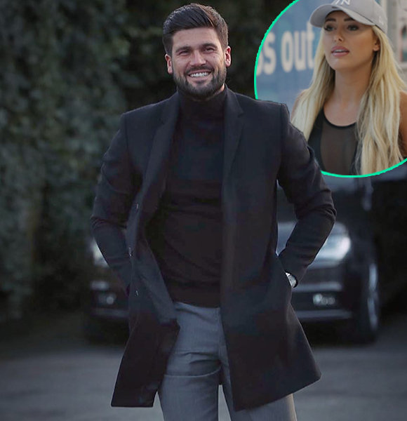 TOWIES' Dan Edgar Age 28, Dating Girlfriend Amber; On And Off Relation Now Stable?