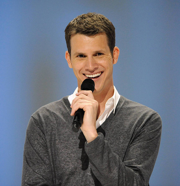 Daniel Tosh Talks About Wife As Married Man Still Gay Rumors Persist Why