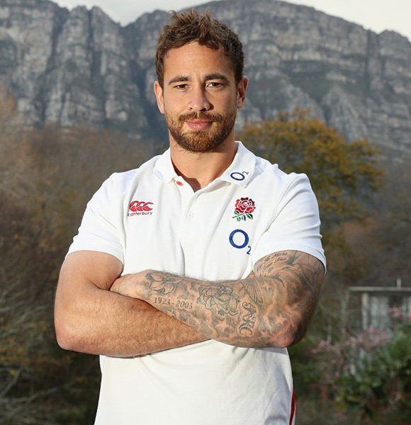 Danny Cipriani Just Won't Turn Girlfriend Into Wife | A Gay Man?