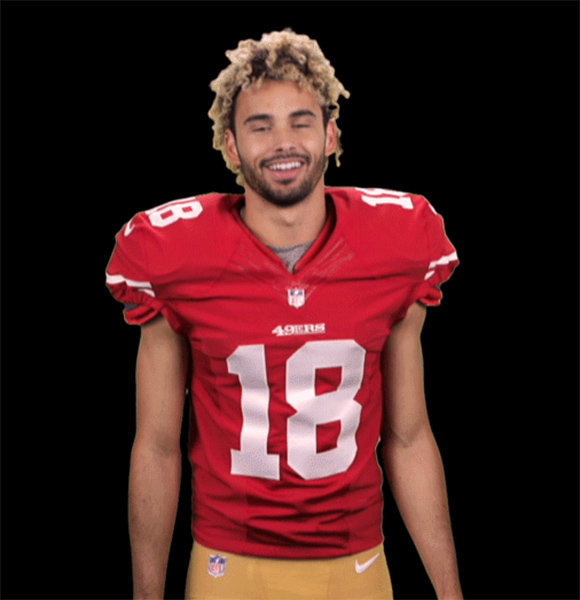 Who Is Dante Pettis, NFL Star's Girlfriend? He Just Can't Be Single