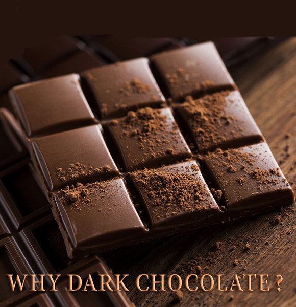5 Mind Blowing Dark Chocolate Benefits For Health & Skin Only Known To Food Scientists