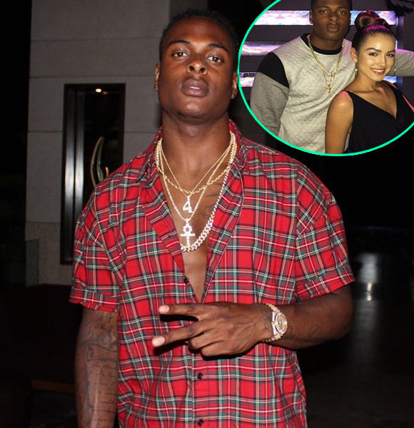 Davante Adams Escalates Romantic Dating Life To Cute Girlfriend Inside Loving Family