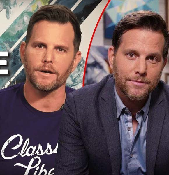 Openly Gay Dave Rubin's Husband, Net Worth, Height & More Facts