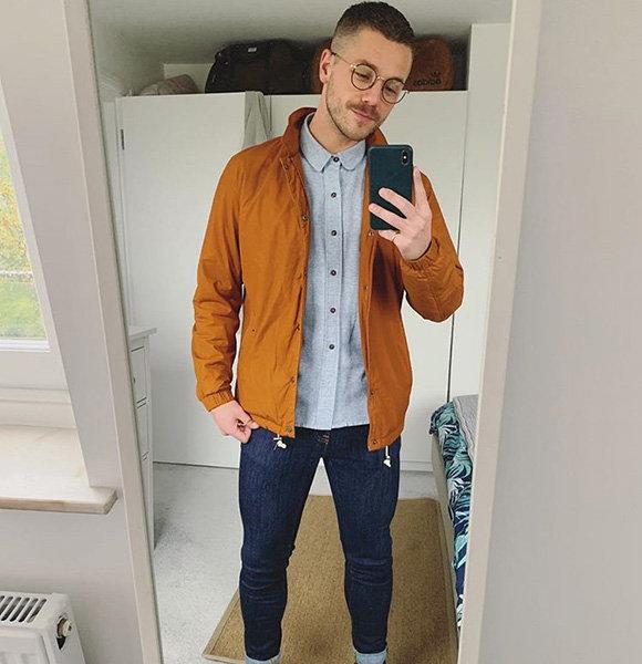 David Ames Dating, Gay, Family, Net Worth