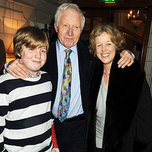 David Dimbleby's Perfect Family With Wife - Despite Past Married Life Chaos