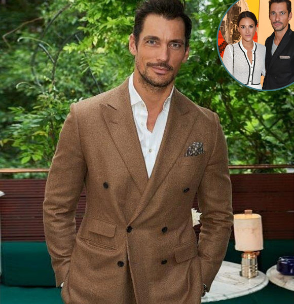 David Gandy At Age 38: Before Wife, Turns Girlfriend Into A Mother; Dating Who?