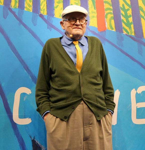 David Hockney Gay, Partner, Net Worth