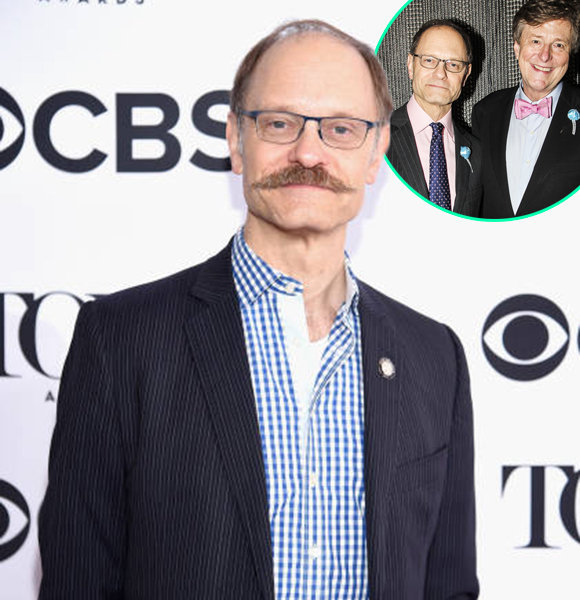 Gay Actor David Hyde Pierce & Husband Against Of Sharing Married Moments
