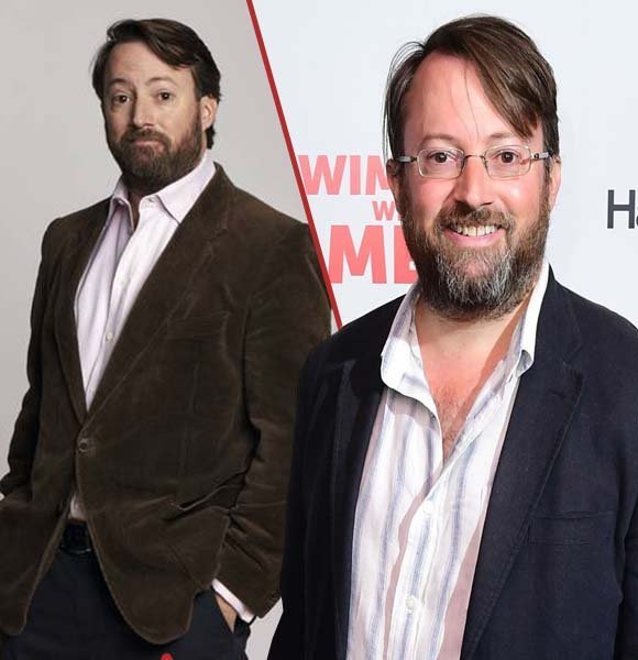 David Mitchell Married Life With Wife, Children, Books & Net Worth